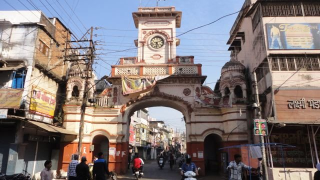 Kamania gate in memory of 1939 Congress