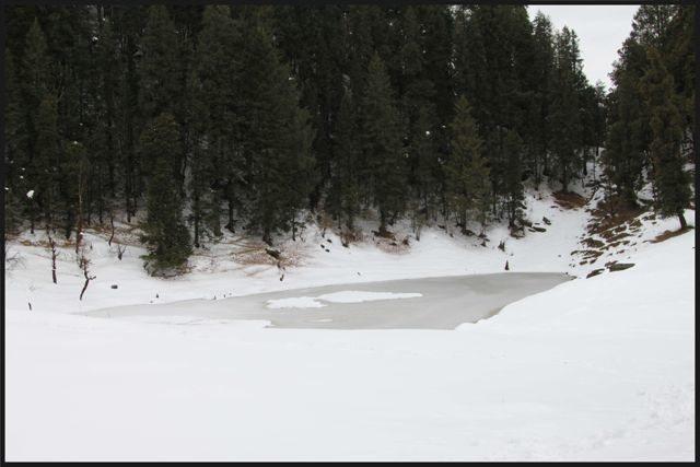 Juda Ka Talaab : Frozen Lake