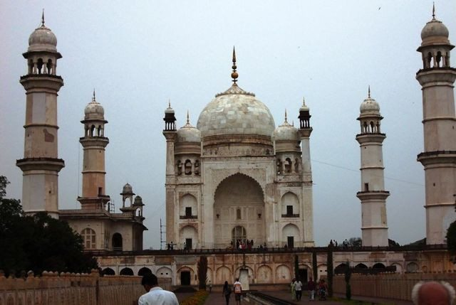 Bibi Ka Maqbara, the mini Taj Mahal