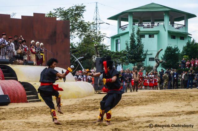 Game of Sword fighting