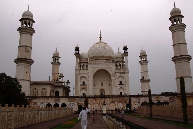 Bibi Ka Maqbara, one more view