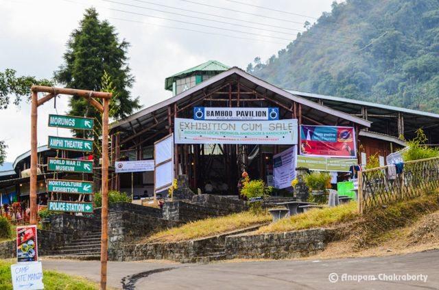Bamboo Pavilion at Naga Heritage Village