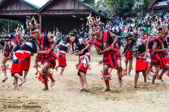 Dance of Arunachal Pradesh