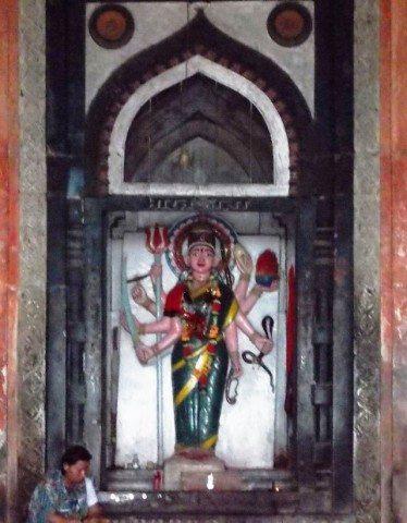 Idol of Bharat Mata