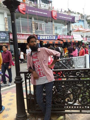Mall Road - Mussorie