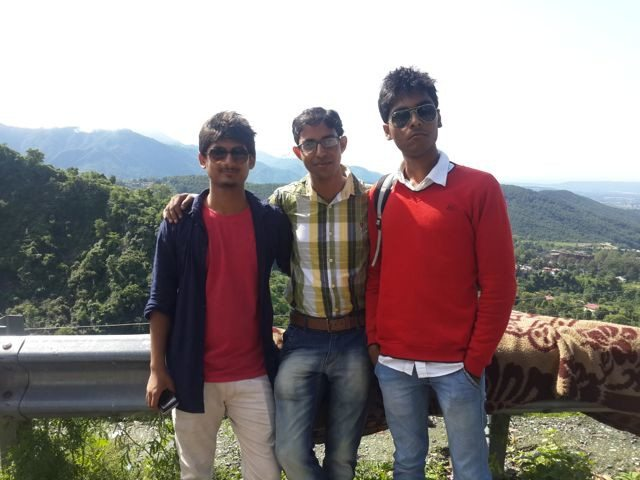 Way to Mussorie