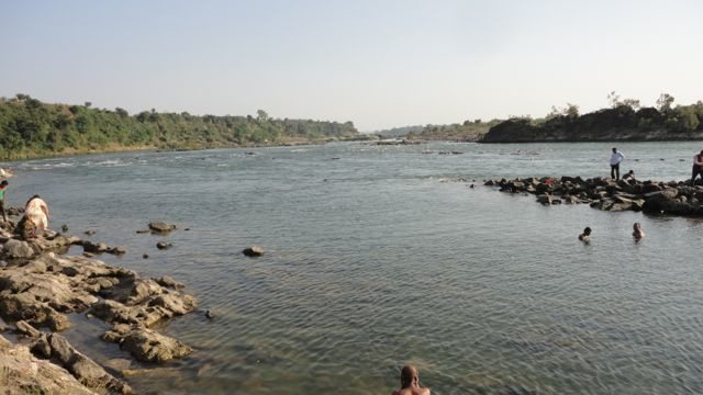 Beautiful River Narmada