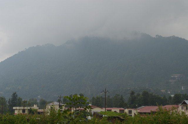 Approach to Kathgodam