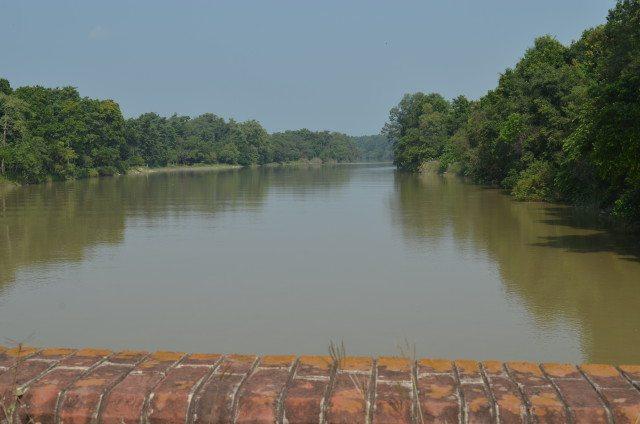 Beautiful Sharda Canal