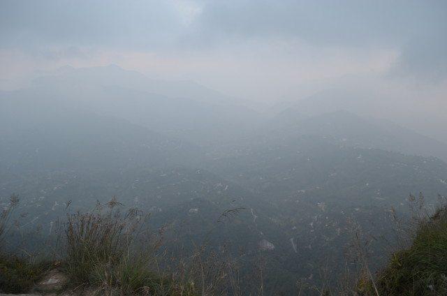 Endless Mountain ranges