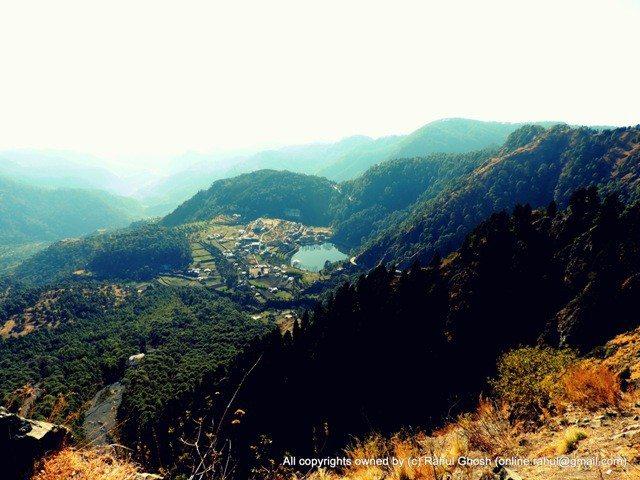 Khurptal view from LandsEnd