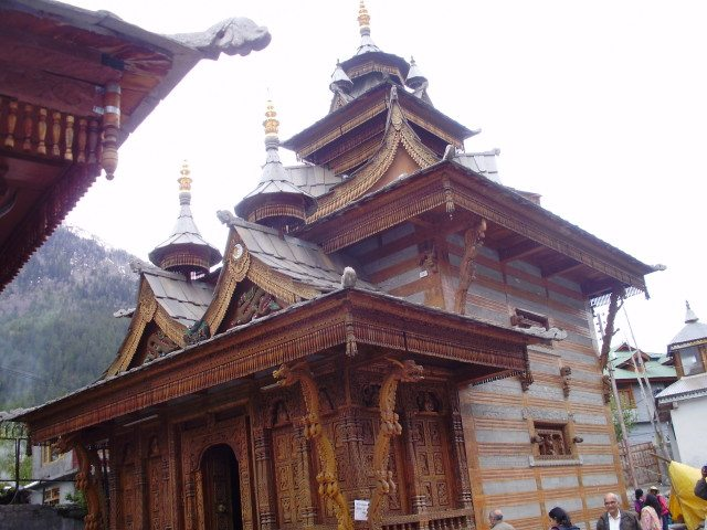 Batesari - Temple