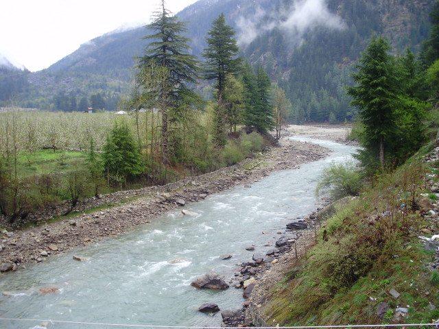 Baspa River, Sangla