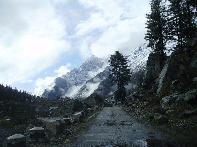 Sangla to Kalpa