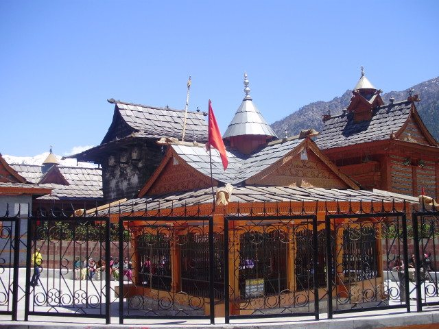 Kothi Temple