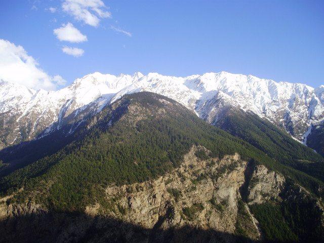 Kinnar Kailash Range