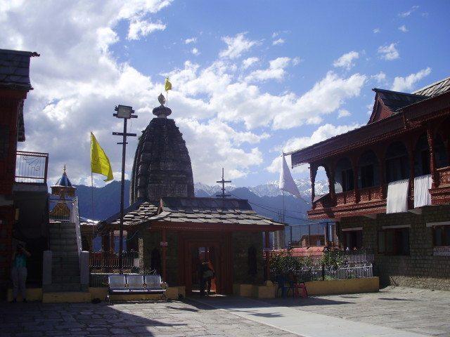 Sarahan - Narsimha Temple