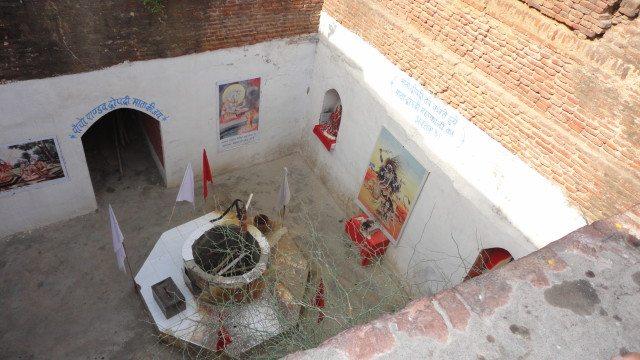 Pandav Draupadi Well