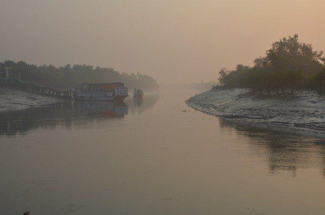 Dawn at Bonnie Camp