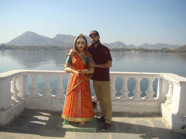 Nehru Park - Fatehsagar Lake