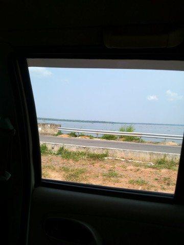 On way to Kochi