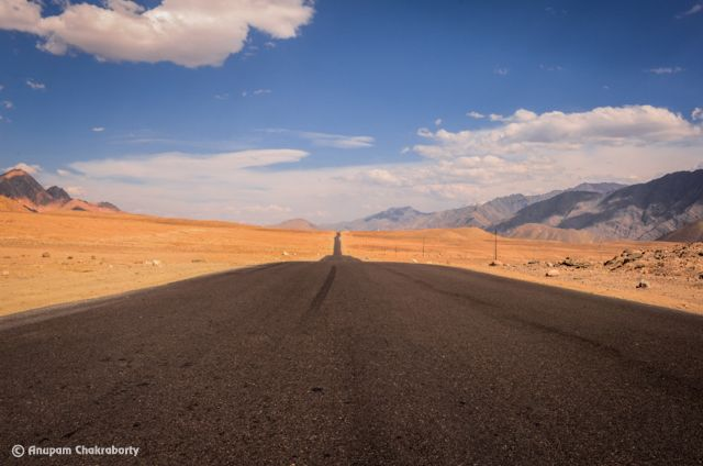 The Road to heaven!