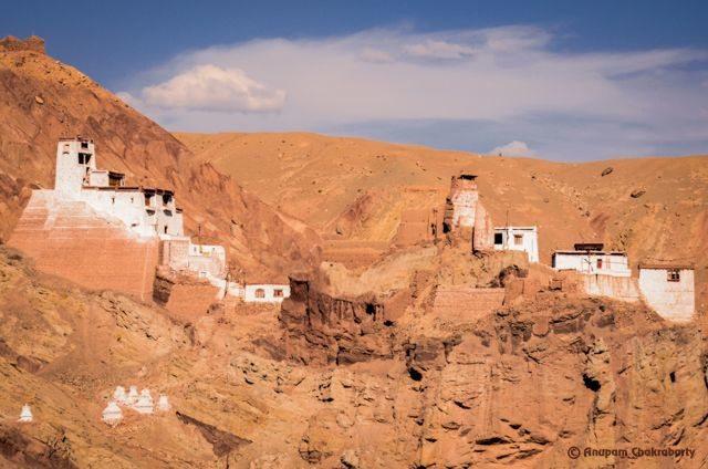 Basgo Fort