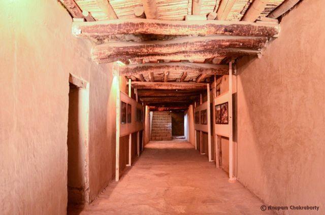 Corridor of Leh Palace