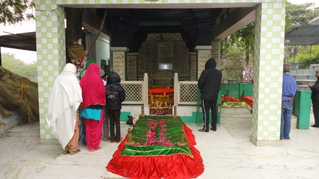 Dargah of Sheikh Shahabuddin Ashqallah