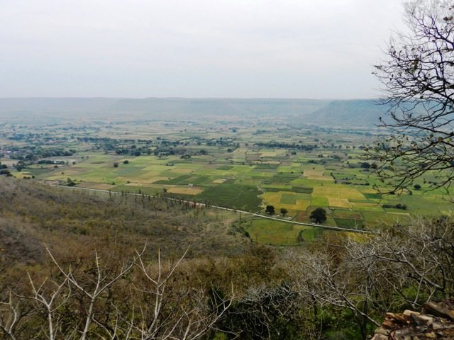 A view of the Country Side