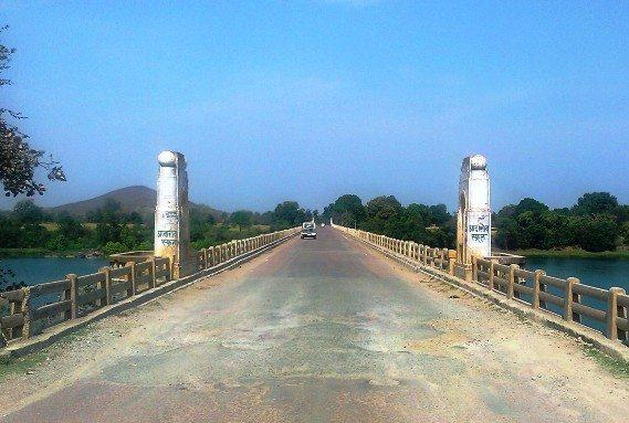 Bridge over Ken