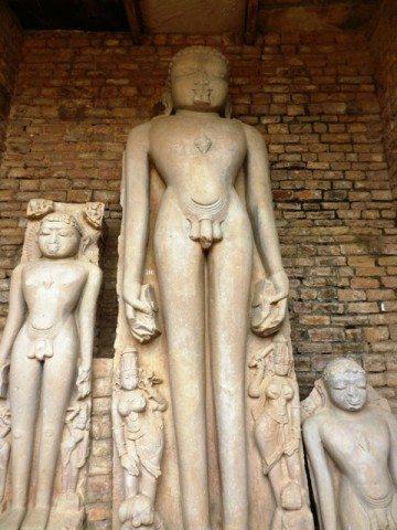 Miraculous Idols of Jain Tirthankars