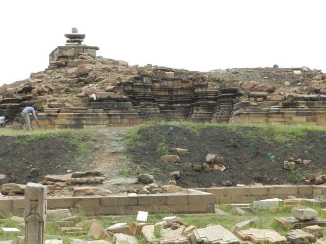 Newly discovered structure in Southern Zone