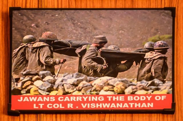 Picture of Kargil War 1999