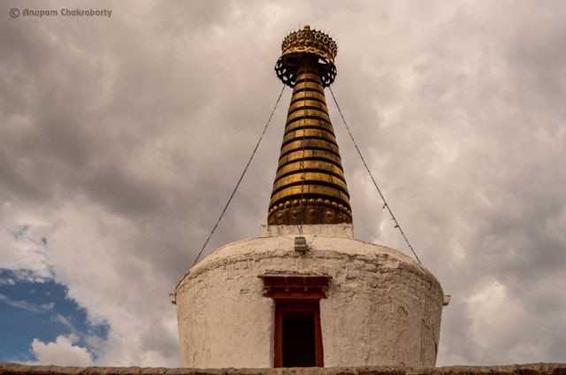 Victory Stupa