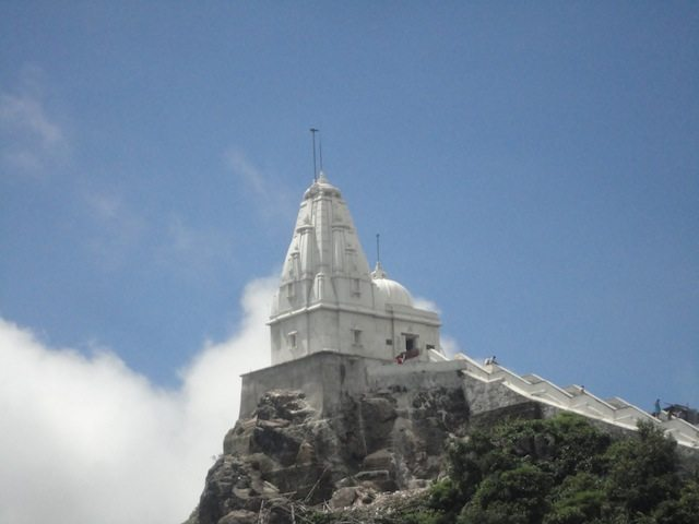 The Parasnath Mandir : A long view
