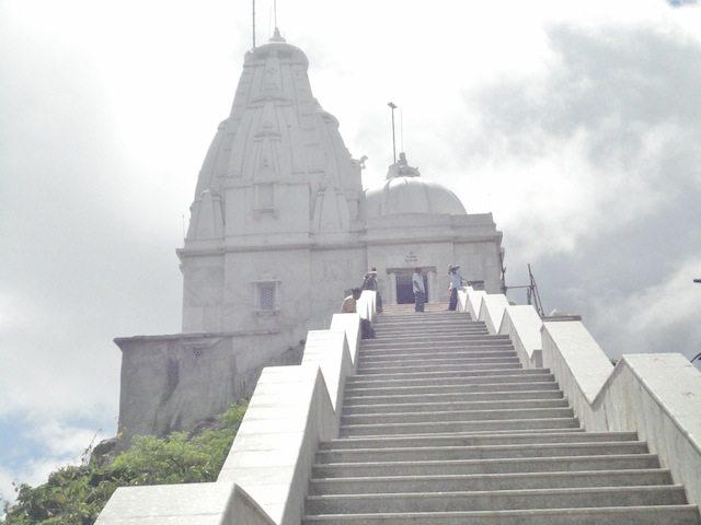 The Parasnath Mandir