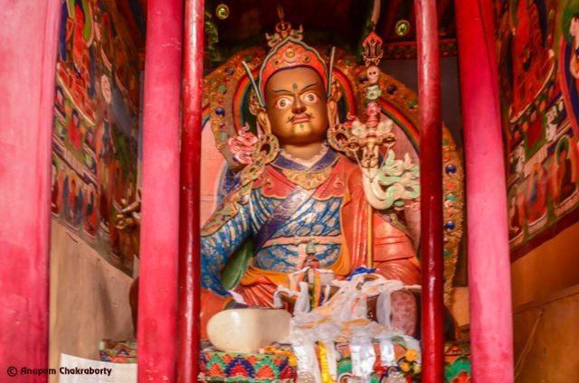 Image of Guru Padmasambhava