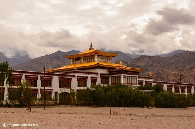 The Druk White Lotus School, Leh
