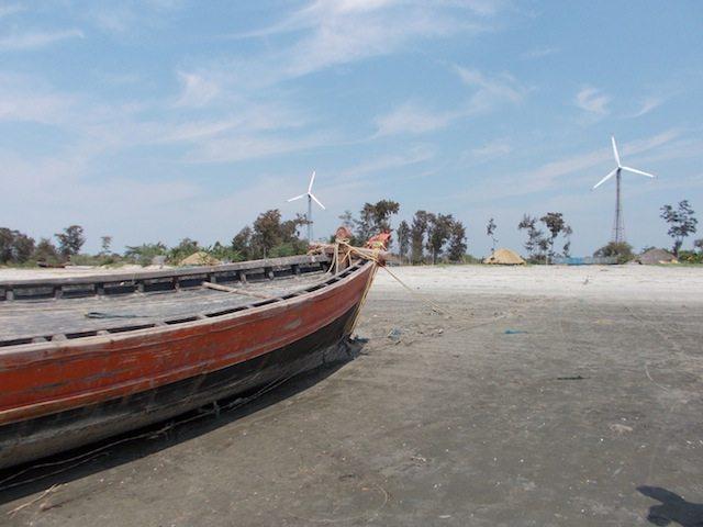 फ्रेसरगन्ज का समुद्रतट