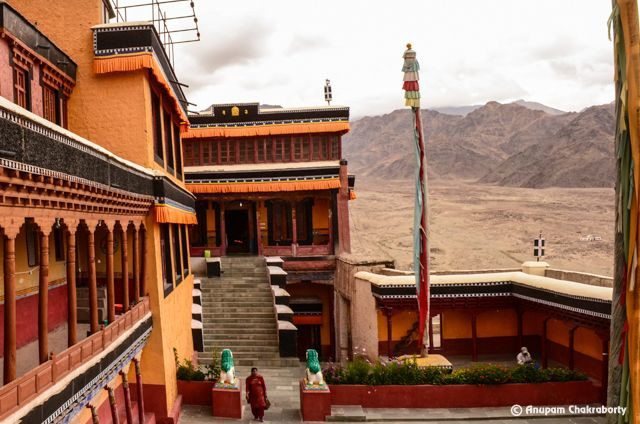 The Opposite Of Assembly : Thiksey and hemis monastery the school of idiots