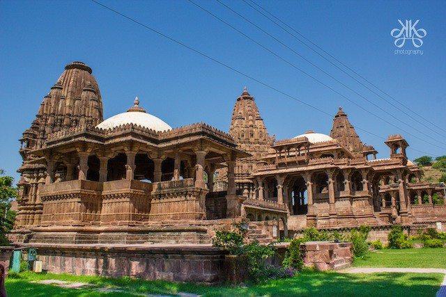 A symbol of royal grandeur Mandore garden, Jodhpur
