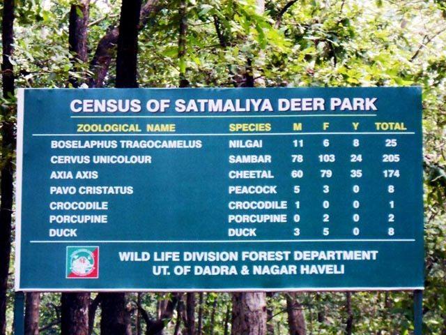 Census of Satmalia Deer Park