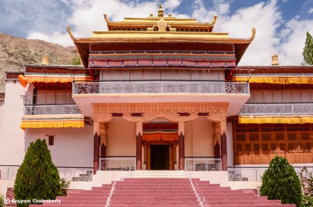 The Samtangling Monastery