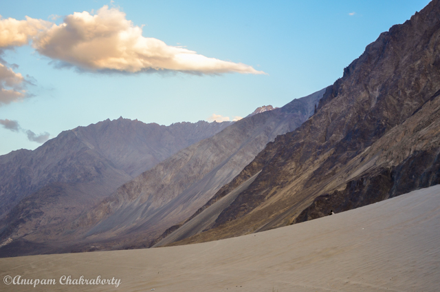High Altitude Cold Desert of Nubra Valley
