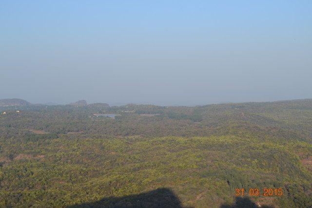 Satpura Forest Range