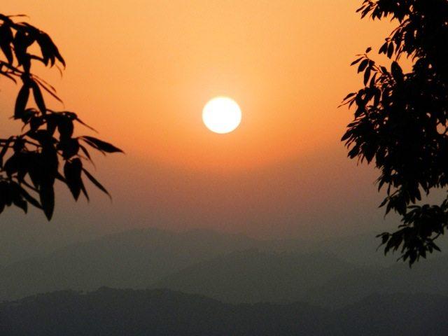 Sun-Set Point