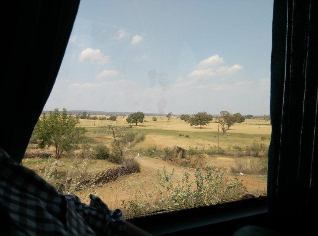 View on the way