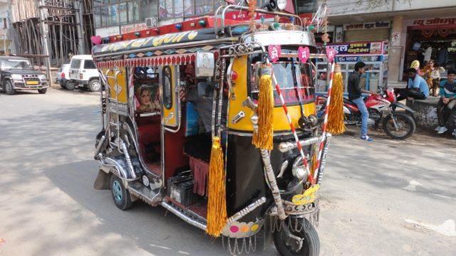 Jhunjhunu Auto-rickshaw