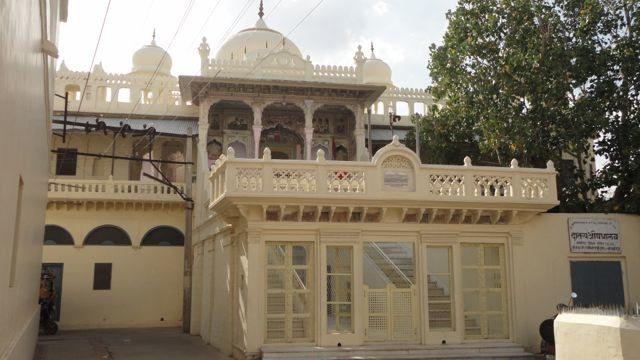 Lakshmi Nath ji Temple, Jhunjhunu
